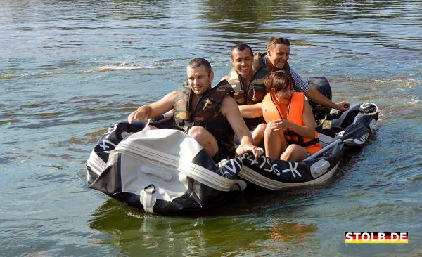 Как ремонтировать пвх лодку